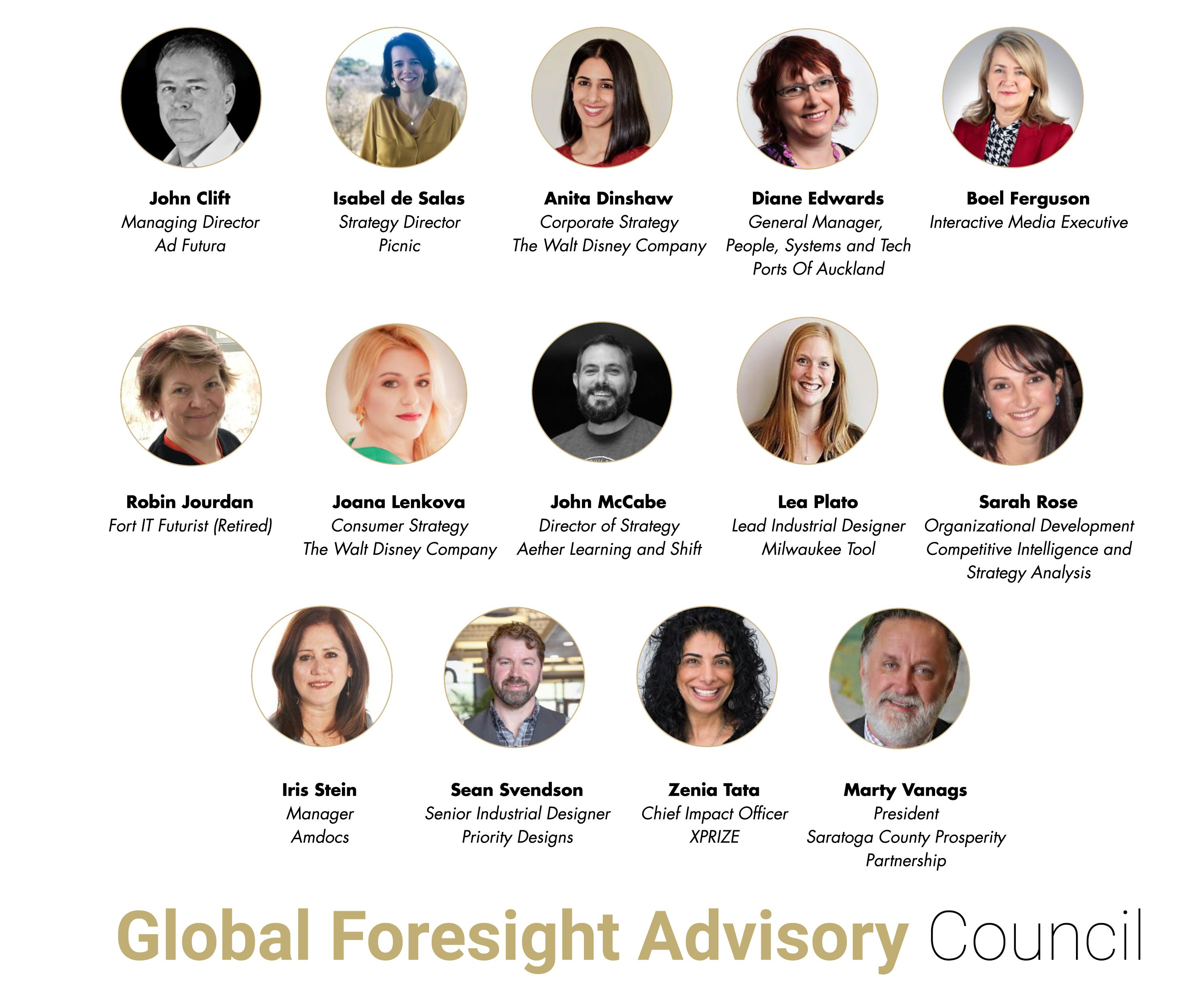 Global Foresight Advisory Council