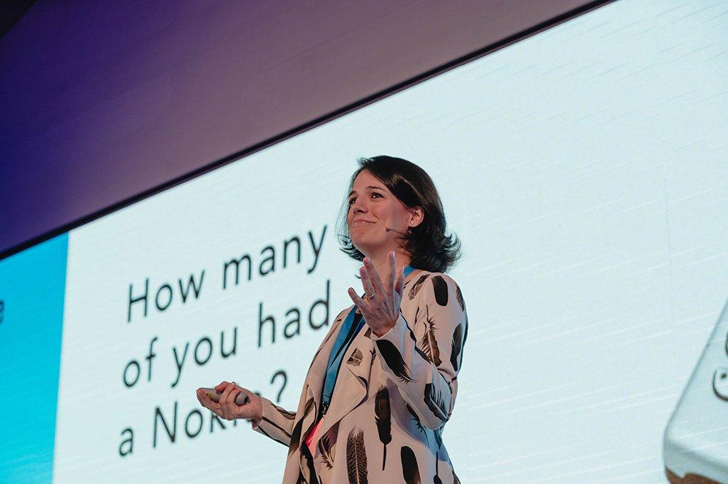 Isabel de Salas. Experta en Innovación de futuros