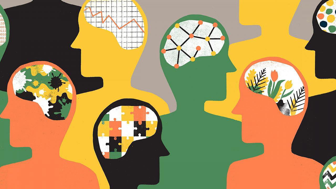 Los 4 perfiles de Strategic Foresight